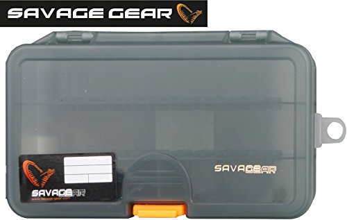 SAVAGE GEAR Lure Box Nr.3-18,6x10,3x3,4cm by TACKLE-DEALS !!!