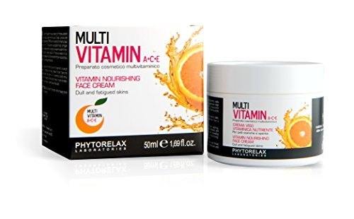 Phytorelax Crema Facial Multi Vitamin 50.0 ml