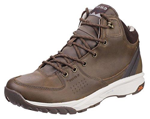 walking boots Hi-Tec Wild-Life Lux I Waterproof Walking Boots - 9 - Brown