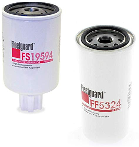 Price comparison product image Fleetguard Replacement Filters for Airdog I Replaces FF100-2 & WS100
