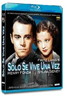 Sólo se vive una vez / You Only Live Once ( Three Time Loser ) (Blu-Ray)