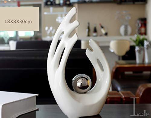Jack Mall- decorazioni per la casa vino ornamenti soggiorno tv decorazioni gabinetto artigianato creativo moderno minimalista europea ( dimensioni : L. )