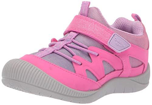 OshKosh B'Gosh Girls' Sneaker Snow Shoe, Fuchsia,5 M US Toddler