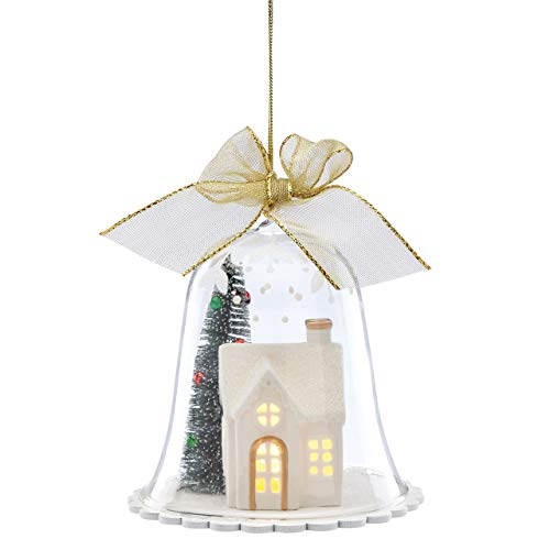 Lenox 886820 Light-Up Wonderbell House Ornament