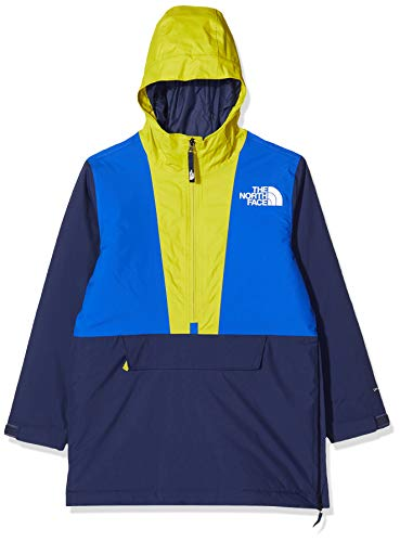 The North Face Y Freedom, Giacca Bambino, Verde (Citro Green), S