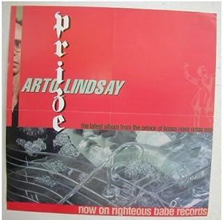 Arto Lindsay PromoポスターThe Golden Palominos Lounge Lizards