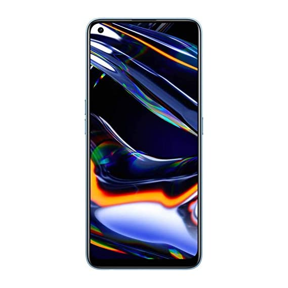 Realme 7 Pro (Mirror Silver, 8GB RAM, 128GB Storage)