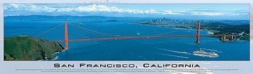 Buffalo Games San Francisco - Panoramic Puzzle by Buffalo Games