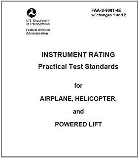 Best faa instrument practical test standards Reviews