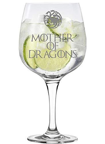 Lapal Dimension - Copa de cristal inspirado en la madre de dragones...