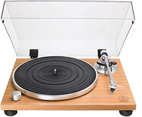 Tocadiscos AUDIO-TECHNICA AT-LPW30TK Color Madera de Teca