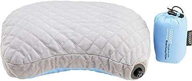 Cocoon AIR CORE Hood/Camp Pillow Ultralight 28X37 cm (Purple/Grey)