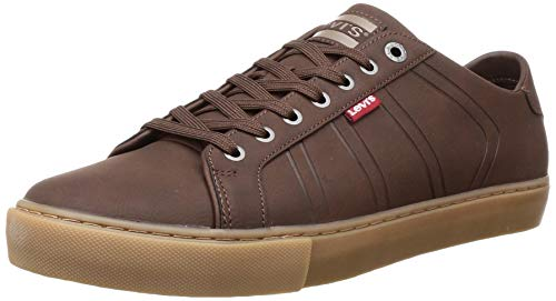 Levi's Men Woodward Sportswear Brown Sneakers-10 UK (44 EU) (11 US) (38110-1035)