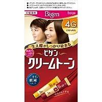 ビゲン クリームトーン 4G 自然な栗色 × 5個セット