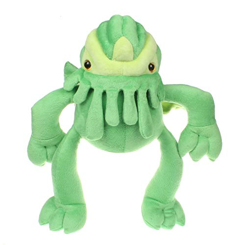 shenlanyu Juguete De Peluche 35cm Cthulhu Plush Toy The Call of Cthulhu Game Figure Soft Stuffed Animal Doll Niños Regalo De Cumpleaños