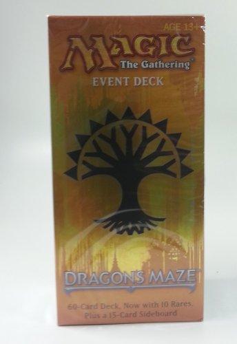 Dragon´s Maze Event Deck - Strength of Selesnya - English