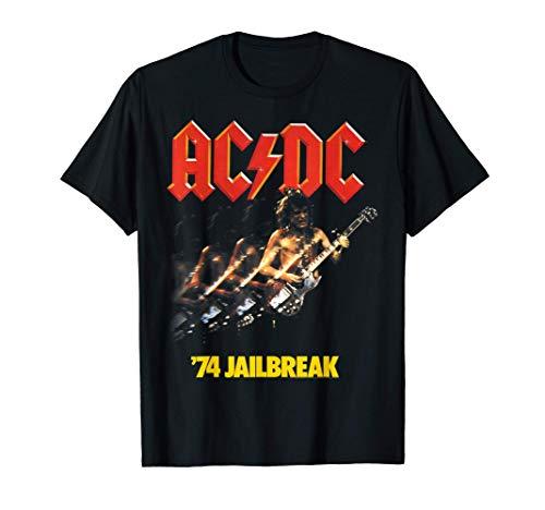 AC/DC - '74 Jailbreak T-Shirt