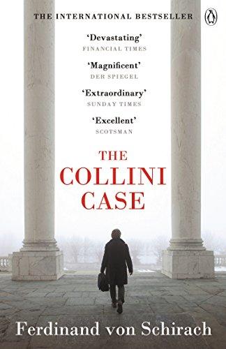 The Collini Case (English Edition)