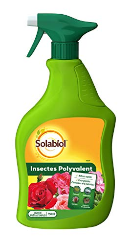 Solabiol SOPOLYPAL750 Insectes Polyvalents 750 ML, Multicolore, 750ml
