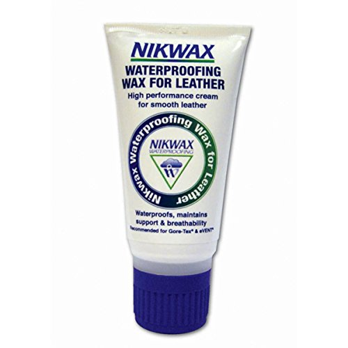 Nikwax Cire imperméabilisante pour Cuir Unisexe Bleu 60 ML