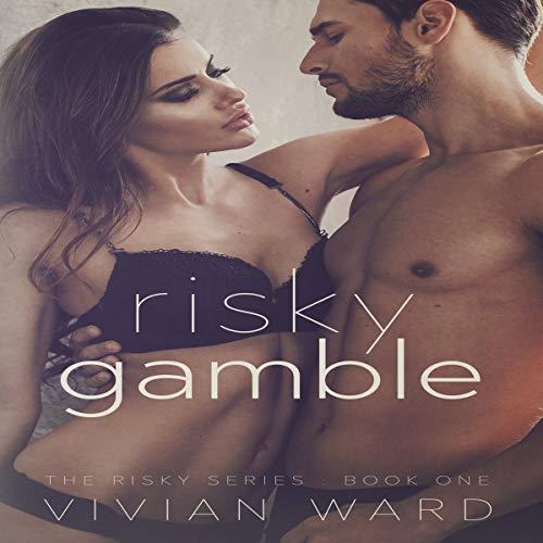 Risky Gamble audiobook cover art