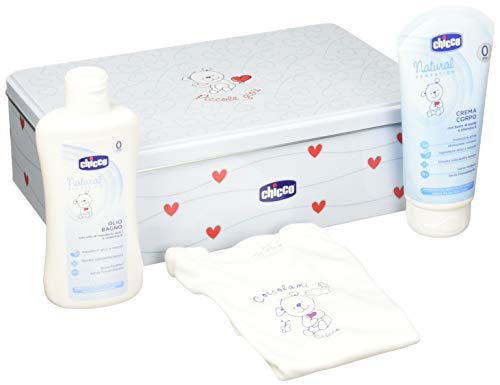 Chicco Coffret cadeau Body Natural Sensation