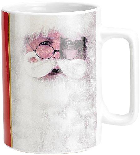 infactory Sprechende Tassen: Weihnachtstasse mit Sound