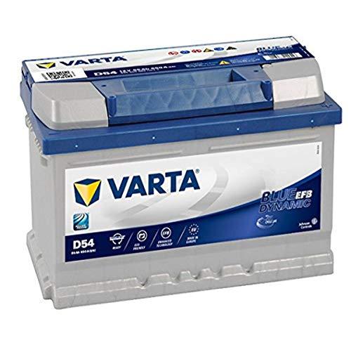 Varta 565500065D842 Starterbatterie in Spezial Transportverpackung und Auslaufschutz Stopfen (Preis inkl. EUR 7,50 Pfand)
