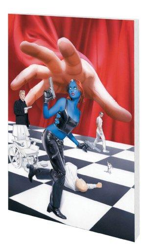 Astonishing X-Men: Mystique, Vol. 4 - Quiet