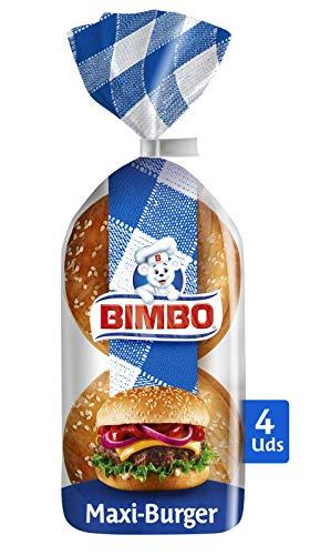 Bimbo Panecillo para Burgers - 300 g