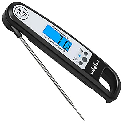 Weicai Instant Read Meat Thermometer