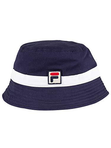 Fila Basil Herren Bucket Hat Blau