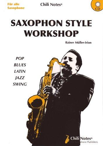 Saxophon Style Workshop (mit CD)