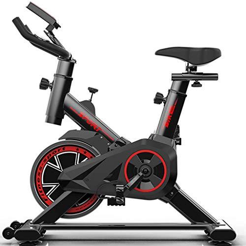 DSHUJC Bicicletas estáticas Home Trainer Bicicleta giratori