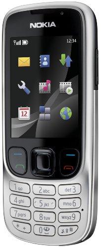Nokia 6303 Classic Steel KOH-Edition (Kamera mit 3,2 MP, MP3, Bluetooth) Handy