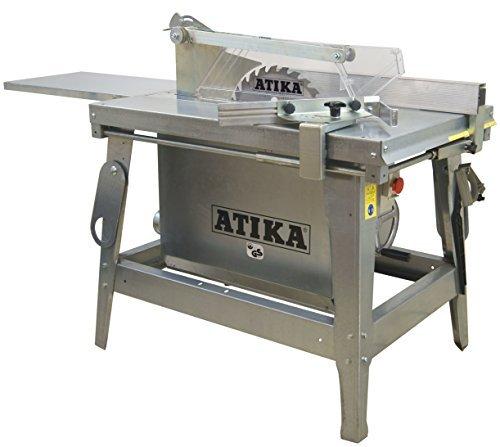 ATIKA BTH 500 400V Baukreissäge Tischkreissäge Kreissäge Säge montiert **NEU**