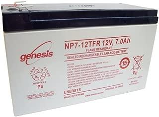 genesis np7 12fr battery