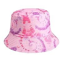 バケットハット 女性と男性のための女性用バケットハットサンハット屋外印刷パターンフィッシャーマンズハットサンキャップ帽子と帽子gorrosysombreros-スタイルG_M