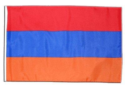 Fahne Flagge Armenien 30 x45 cm