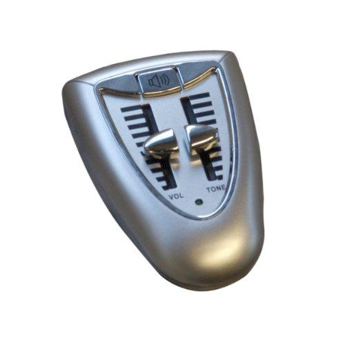 Humantechnik PL 51 - Amplificador de Sonido para teléfono, Color Plata