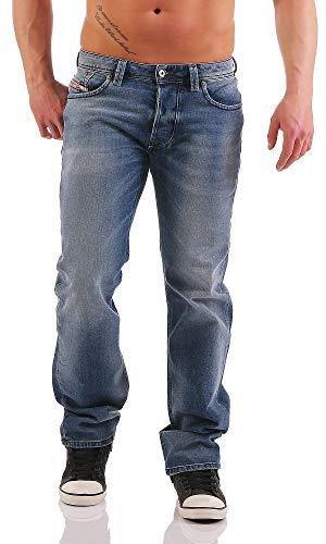 Diesel Larkee L.32 Jeans, Light Blue 0853P, 30W / 32L Uomo