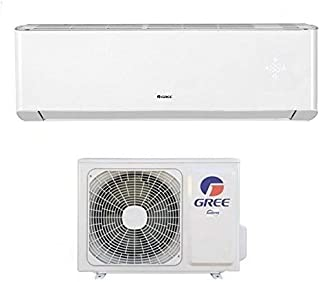 Aire Acondicionado Split 7KW 24000BTU 70m² Aire Acondicionado Wi-Fi Amber Gree a + +
