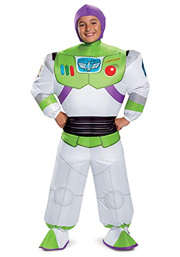 Toy Story Kids Buzz Lightyear Inflatable Costume Standard