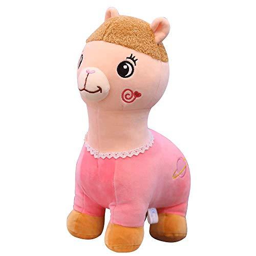 WJTMY Plüsch Spielzeug-Alpaka Hug Plüsch Kissen, niedliche Alpaka Stofftier Spielzeug Dekor Puppe Geschenke und Kinder (Size : 65cm)
