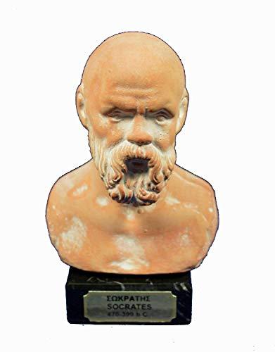 Estia Creations Sócrates Sculpture Busto
