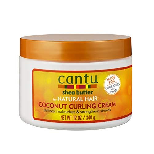 Cantu Shea Butter Coconut Curling Cream, 340 g