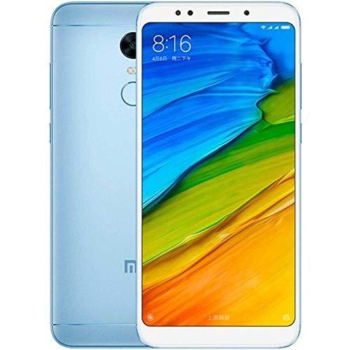 "Telefono Movil Xiaomi Redmi 5 Plus Azul 4g 5.9""-oc2.0-4gb-64"