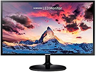 Samsung 24 Inch LED Monitor with Super Slim Design - LS24F350FHMXUE