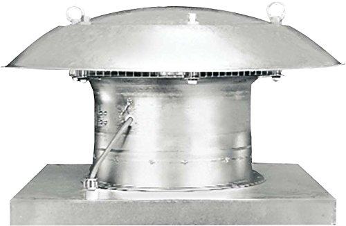 MAICO–Aktuelle Deckenventilator Rotation Axial DN 400DZD 40/4B
