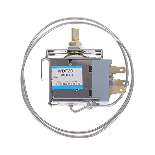 siwetg WDF - 22- LRefrigerator termostato controlador de temperatura de metal para el hogar
